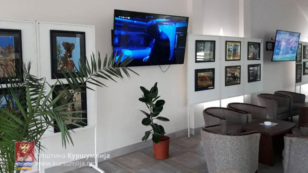 """Изложба фотографија са фото-колоније """"Ђавоља Варош"""" у Пролом Бањи"""