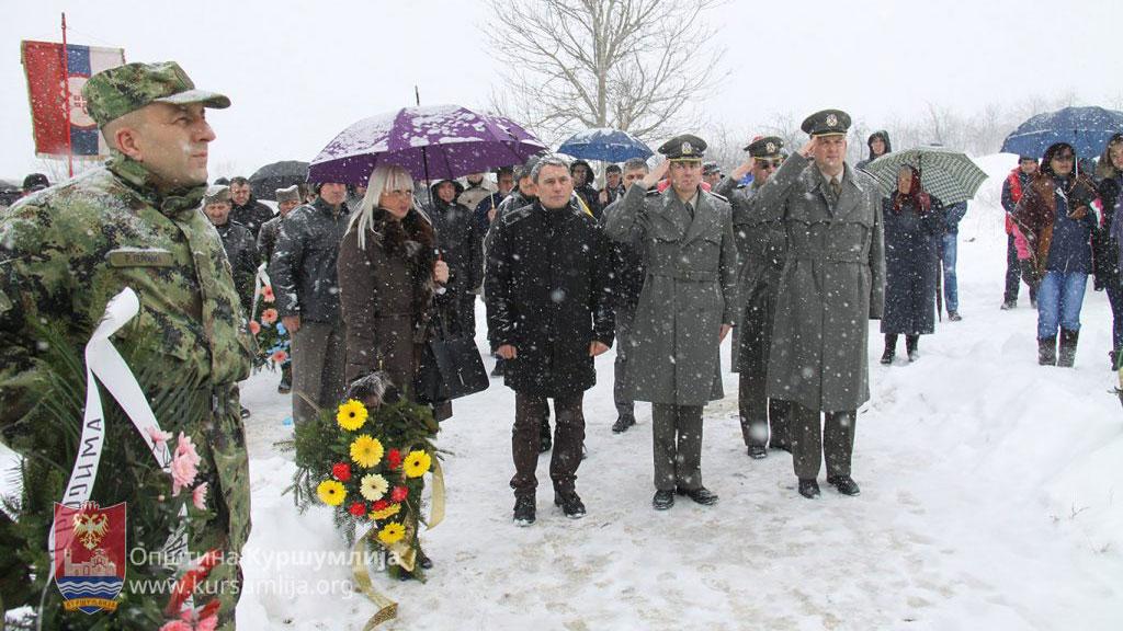 У Мачковцу обележена 101. годишњица Топличког устанка