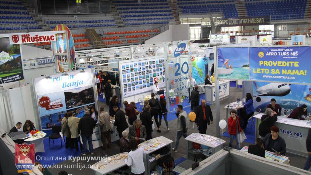 19. Међународни сајам туризма и активног одмора у Нишу