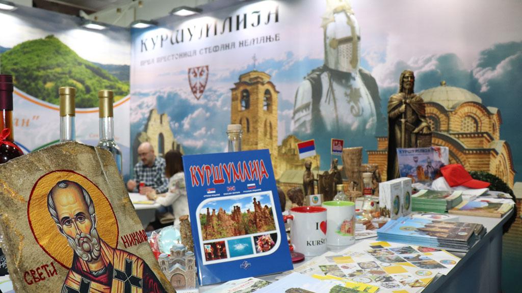 Туристичка организација Куршумлије на 42. Међународном сајму туризма у Београду