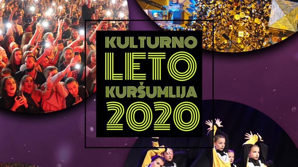"""Због епидемиолошке ситуације отказано """"Културно лето 2020"""" у Куршумлији"""